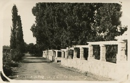 CAMINO ALTOS DE SAN PEDRO, CORDOBA, ARGENTINA. CIRCA 1929 POSTAL POSTCARD B/N TBE -LILHU - Argentinië