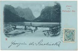 TOBLACH - DOBBIACO - Gruss Vom Toblacher See - Bolzano (Bozen)