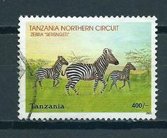 2004 Tanzania Animals,fauna,dieren,tiere Used/gebruikt/oblitere - Tansania (1964-...)