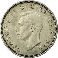Monnaie, Grande-Bretagne, George VI, Shilling, 1951, TTB, Copper-nickel, KM:877 - 1902-1971 : Monnaies Post-Victoriennes