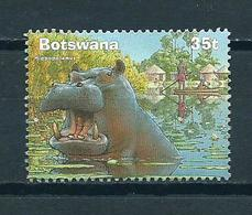 2000 Botswana 35t Animals,fauna,dieren,tiere Used/gebruikt/oblitere - Botswana (1966-...)