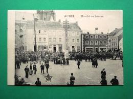Aubel Marche Au Beurre Markt Cafe De La Place - Aubel
