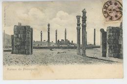 ASIE - IRAN - Ruines De PERSEPOLIS - Iran