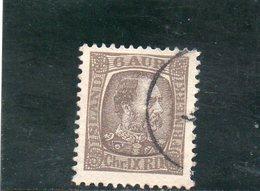 ISLANDE 1902-4 O - Oblitérés