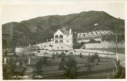 CASONA ANTIGUA EN LA FALDA, CORDOBA, ARGENTINA. CIRCA 1929 POSTAL POSTCARD B/N TBE -LILHU - Argentinië