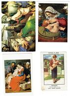 LOT 3 Cpm Thème Femme Allaite Bébé RUBENS SOLARIO Publicité LAIT MONT BLANC CHOCOLAT GUERIN BOUTRON Bohémiens - Bébés