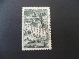 FRANCE N° 1388  OBLITERE - Marcophily (detached Stamps)