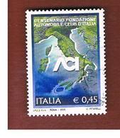 ITALIA REPUBBLICA  -   2005  ACI       -   USATO  ° - 6. 1946-.. Repubblica