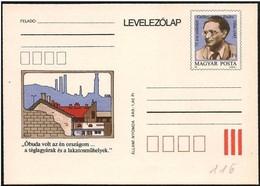 Ungheria/Hongrie/Hungary: Intero, Stationery, Entier, Fabbrica Di Mattoni, Fabrique De Briques, Brick Factory - Fabbriche E Imprese