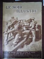 Le Soir Illustré N° 609 Troupes Anglaises En France - Ligne Maginot - R.A.F. - Paris - Asile Jules Ruhl à Veeweyde... - Libri, Riviste, Fumetti