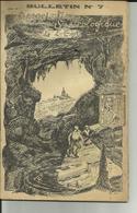 Ass. Speleologique De L'Est - No 7 - Octobre 1947 - Arbois - Grotte Des Planches -Montbozon ( Une Première) -Ref.30 - Documents Historiques