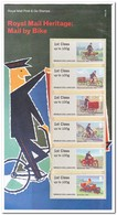 Engeland 2018, Postfris MNH, Post & Go, Mail By Bike - 1952-.... (Elizabeth II)