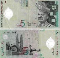 Malaysie 5 Runggit - Malaysie