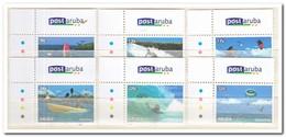 Aruba 2018, Postfris MNH, Watersport - Curaçao, Nederlandse Antillen, Aruba