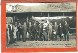 Lozere : Marvejols, Reproduction Sur Papier Photo, Fetes D'Aviation Aout 1918... - Marvejols