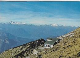 MONTE STIVO - RIFUGIO PROSPERO MARCHETTI - TIMBRO DEL RIFUGIO - 1987 - Mountaineering, Alpinism