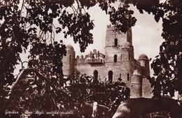 GONDAR / UNO DEGLI ANTICHI CASTELLI / UN DES ANCIENS CHATEAUX - Ethiopie