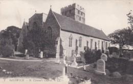 SANDWICH - ST CLEMENTS CHURCH. LL 7 - England