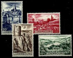 Luxemburgo Nº 406/9 En Nuevo - Luxemburgo