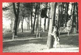 CPSM  Photo J Pécry  Etretat (76)  Le Parc Aux Bêtes Le Singe Et Le Chien - Etretat