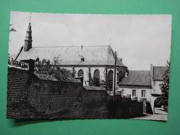 Kerniel Borgloon Klooster Marienlof Colen Ingangspoort En Kerk - België