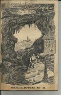 Ass. Speleologique De L'Est - No 5  - Echenoz  -Arbecey-70 - Ebbou - Vallon 07  - Mandres La Cote-52 -Ref.30 - Documents Historiques