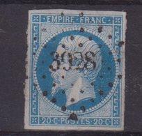 """FRANCE : PC 3928  . """" CHEMERE - LE - ROI  """" . (51) . N° 14 . TB . SIGNE . - Marcophilie (Timbres Détachés)"""