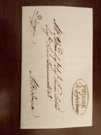 Prefilatelica Di Lapedona 7 Settembre 1848 - Italia