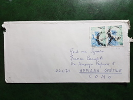 (8854) ITALIA STORIA POSTALE 1998 - 6. 1946-.. Repubblica