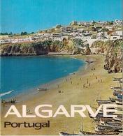 ALGARVE (PORTUGAL) - DÉPLIANT TOURISTIQUE. - Portugal
