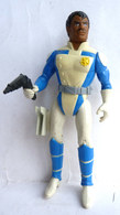 Rare FIGURINE GAYLORD 1986 GALAXY RANGERS DOC HARTFORD Avec Arme - Figurines
