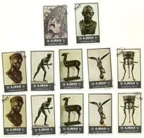 Ajman - Sculture C4732 - Archeologia