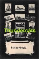 CPA BONJOUR SOUVENIR DE SCHAERBEEK SCHAARBEEK MARCOVICI - Schaerbeek - Schaarbeek