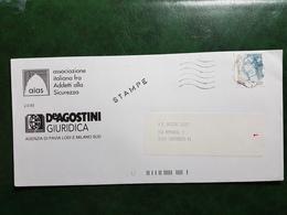 (8861) ITALIA STORIA POSTALE 1998 - 6. 1946-.. Repubblica