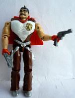 Rare FIGURINE COPS N CROOKS HASBRO 1988 ACTION FIGURE TEXAS SHERIFF Avec Armes - Figurines