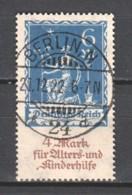 Germany Reich 1922 Mi 233 Canceled - Gebruikt