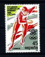 E15523)Olympia 88, Spanien 2813** - Winter 1988: Calgary