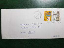 (8867) ITALIA STORIA POSTALE 1998 - 6. 1946-.. Repubblica