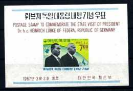 E17751)Südkorea Bl 247** - Corée Du Sud