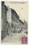 CARTE POSTALE / ST SAUVEUR EN RUE HOTEL CHIRAT / 1933 - Altri Comuni