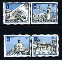 E19554)Olympia 84, Jugoslawien 1950/3** - Winter 1984: Sarajevo