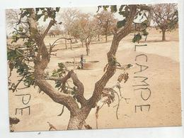 Yalogo ? Femme Au Puits. Collection îles De Paix. - Burkina Faso