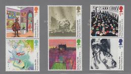 ENGELAND POSTZEGELSERIE ROYAL ACADEMY OF ARTS UITGAVE 2018 - 1952-.... (Elizabeth II)