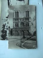 Frankrijk France Frankreich Paris Notre Dame Et Auto - Notre-Dame De Paris