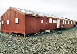 1 AK Antarctica Antarktis * Base Elichiribehety (Uruguay) Ex British Base Hope Bay Auf Der Antarktischen Halbinsel * - Postcards