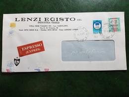 (8884) ITALIA STORIA POSTALE 1991 - 6. 1946-.. Repubblica