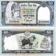 Népal 50 Ruppees - Népal