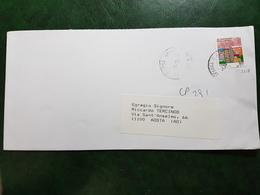 (8889) ITALIA STORIA POSTALE 1997 - 6. 1946-.. Repubblica