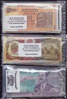 Lote De 100 Billetes Del Mundo - Todos Diferentes SC UNC - Billets