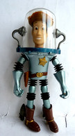 FIGURINE MATTEL 1998 Toy Story Articulée - WOODY (Espace Shérif) - Disney